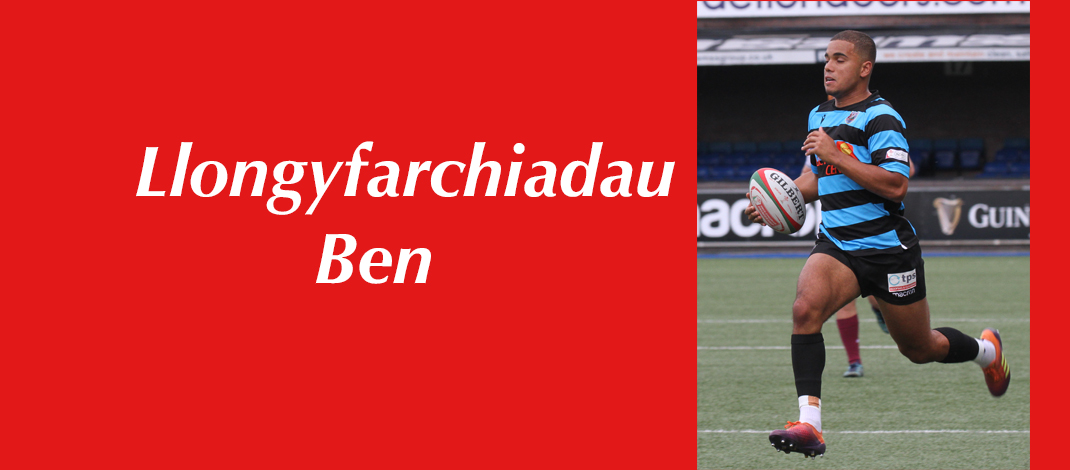Wales selection for Ben Thomas